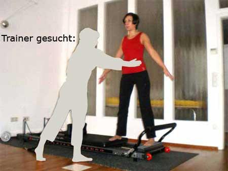 K50 Personal Training und Pilates Studio sucht Trainer zur Verstärkung des Teams